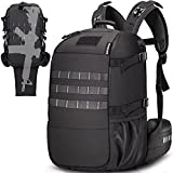 Best Tactical Backpacks - HUNTSEN Tactical Backpack Military Training Backpack Army Molle Review