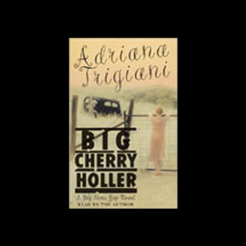 Big Cherry Holler audiobook cover art