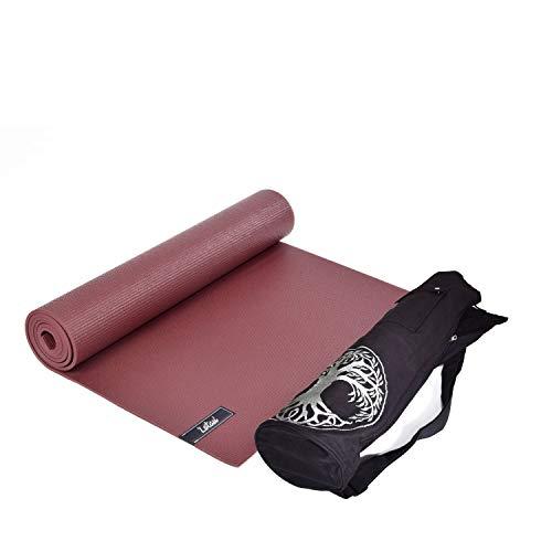 OLIVER Yogamatte 'Lotau' mit Tragetasche