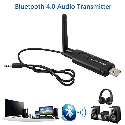 EisEyen A2Dp Stereo USB 3,5 mm Wireless Bluetooth 4.0 A2Dp stereo muziek zender audio zender voor laptop PC TV Bluetooth luidspreker hoofdtelefoon