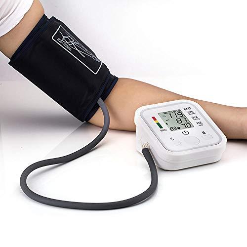 arbuio Vollautomatisches Haushaltsarmband Typ Digitales elektronisches Blutdruckmessgerät Mini Size Leichtes tragbares Blutdruckmessgerät-Keine Stimme