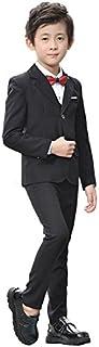 フォーマル 子供服 男の子スーツ 男子 卒業式 入学式 5点セット 110 120 130 140 150 160 蝶ネクタイ ワイシャツ 無地 入学式 卒園 卒業 式 発表会