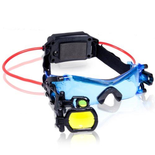 Spin Master 6021576 - Spy Gear SGS Nachtsichtbrille