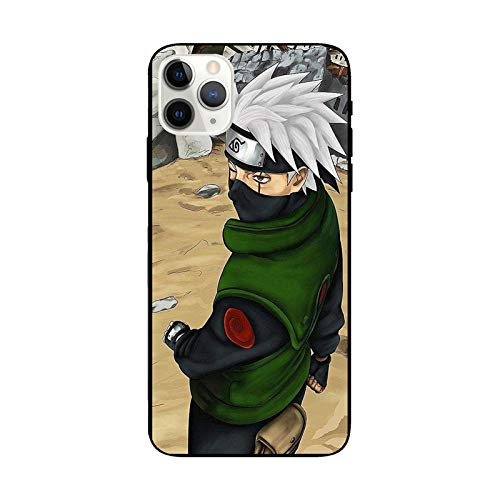 Caja del teléfono Personalized Mobile Phone Case with Anime Naruto Uchiha Sasuke Pattern, Suitable for iphone11pro / XSMAX / 6s Relief Cover-Photo_Color_7/8/SE2