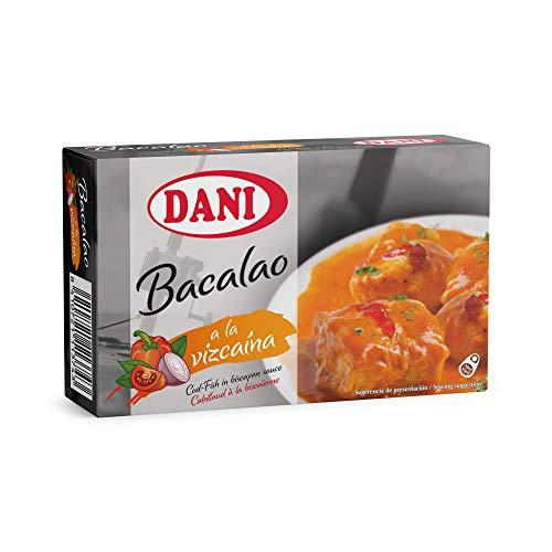 Dani - Bacalao a la vizcaína - Pack 6 x 106 gr.