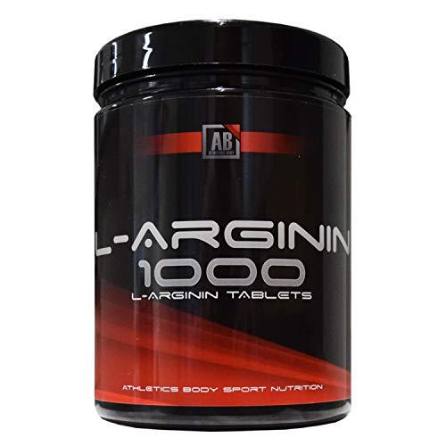 L Arginin 6000 - pro Portion 6000mg Arginin - pro Tablette 1000mg Arginin - 500 Tabletten - Premium Grade -