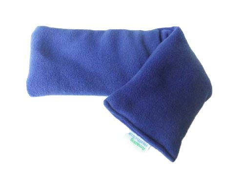 Bolsas de trigo para microondas sin perfume, paquete de 2 unidades en varios colores, fabricado en Reino Unido