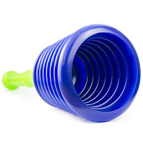 Luigis Pömpel - Saugglocke für Waschbecken bei Verstopfungen - Pümpel für jeden Abfluss