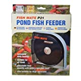 Fish Mate Pond Fish Feeder P21 Holds 21 Days of Food (1 Unit)