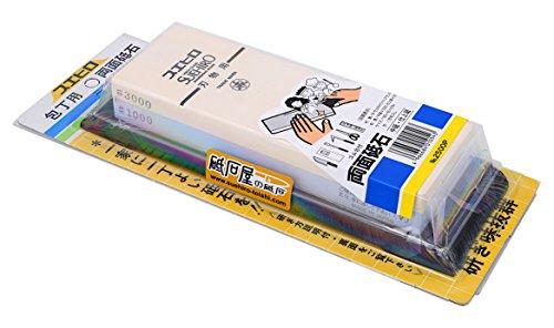 Fuji Merchandise NO2500-P #1000#3000 WHET STONE, One Size, Cream