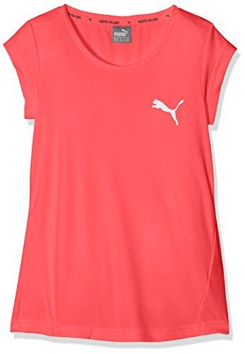 PUMA Kinder Active Dry ESS Tee G Shirt, Paradise Pink, 140
