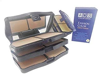 ADS Fashion Color Series Compact Face Powder