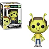 Funko Pop Animation : Rick and Morty - Alien Morty (2018 Spring Convention Exclusive) 3.75inch Vinyl Gift for Anime SuperCollection