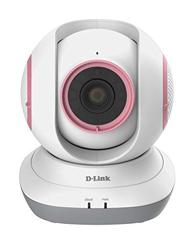Vigilabebés D-Link EyeOn Baby HD 360