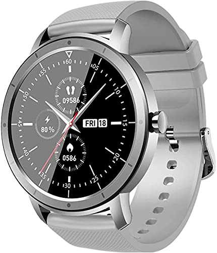 wyingj Hombres s Smart Watch Reloj Inteligente Actividad Rastreador Fitness Watch Paso Conteo Calorías Impermeable Reloj Deportivo