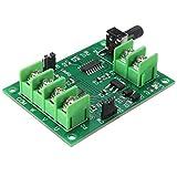 Yagosodee 5V-12V DC Brushless Driver Board Controller para el motor de disco duro verde+negro