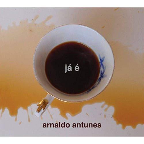 CD Arnaldo Antunes Ja E