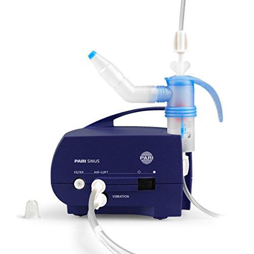 Pari Sinus Pulsierendes Aerosol Inhalationsgerät für die Nasennebenhöhlen, PZN-0823925