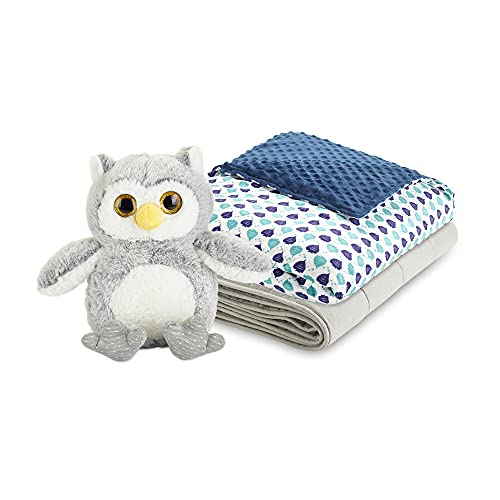 Snoozzzy Weighted Blanket For kids