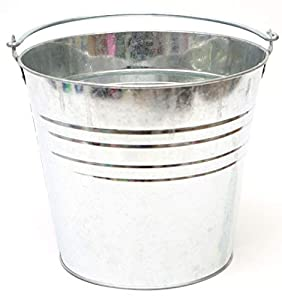 PAMEX - Cubo Galvanizado (12 litros)