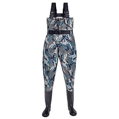 Fly Fishing Hero Fishing Waders for Men Hunting Waders for Women Breathable Waders Fishing Camo Fishing Boots Wader Pants