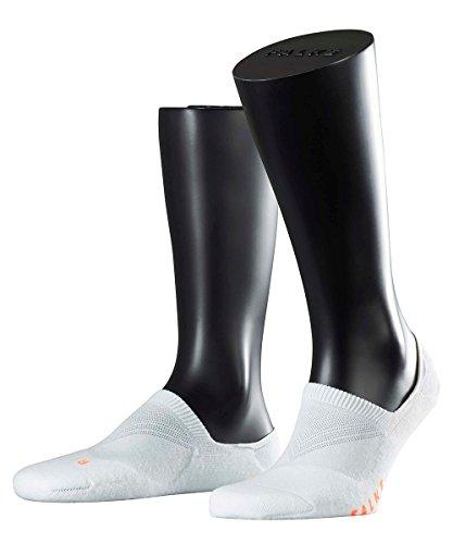 FALKE 3 Paar Socken 16601 Cool Kick IN Sneaker Sportlicher Invisible, Farbe:White, Socken & Strümpfe:39-41