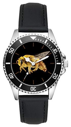 Imker Geschenk Artikel Idee Fan Uhr L-20542