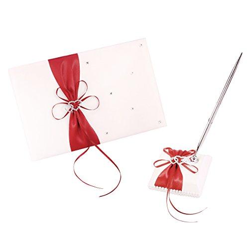 VALICLUD Boże Narodzenie dzieci szalik ochrona uszu apaszka ciepłe włosy obręcz (czerwona)