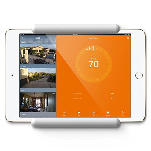 elago Home Hub Mount Designed for iPad Wall Mount - Tablet Wall Mount Compatible with iPad, iPad Air, iPad Pro, iPad Mini, and Most iPads (White)