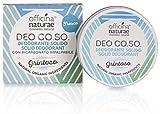 Officina Naturae DEO CO.SO. Grintoso Profumo Fresco Deodorante Solido Bio Plastic FRee Con Bicarbonato 50 ml…