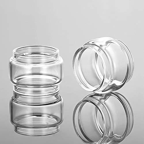 Denghui-ec 2 stücke Bubble Glas Röhrchen Fit für GeekVape Ammit 25 RTA 4ML 6.5ml / Fit für Ammit MTL RTA 6ml Tank (Größe : Fit for Ammit MTL RTA 6ml)