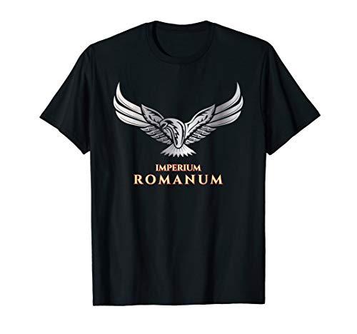 Römischer Adler Shirt Imperium Romanum Legion Rom Geschenk