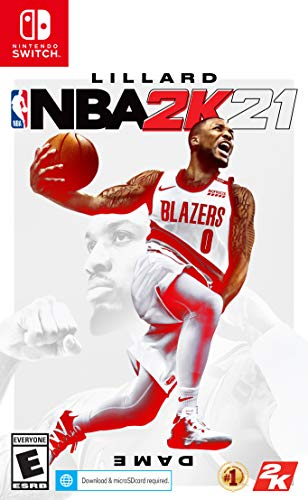 NBA 2K21 Standard - Switch [Digital Code] $19.8