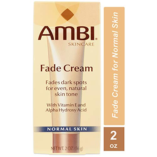 Ambi Skincare Fade Cream, Normal Skin, 2 Oz (56 g) (Packaging May Vary)