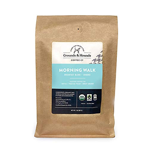 Grounds & Hounds Morning Walk Breakfast Blend