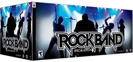 Xbox 360 Rock Band Special Edition Package. Includes Rock Band: Special Edition Bundle, Additional Guitar Controller and Xbox 360 LIVE 3-Month Gold Card