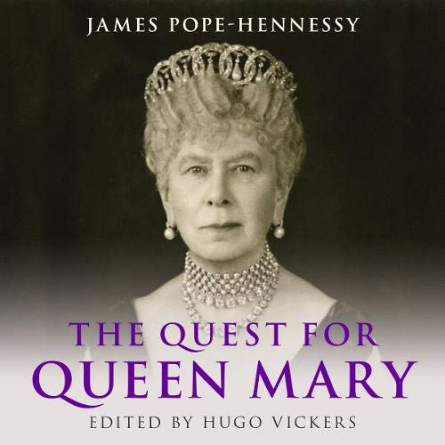 Couverture de The Quest for Queen Mary