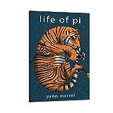 OUYJ Filmposter Life of Pi Poster, dekoratives Gemälde,