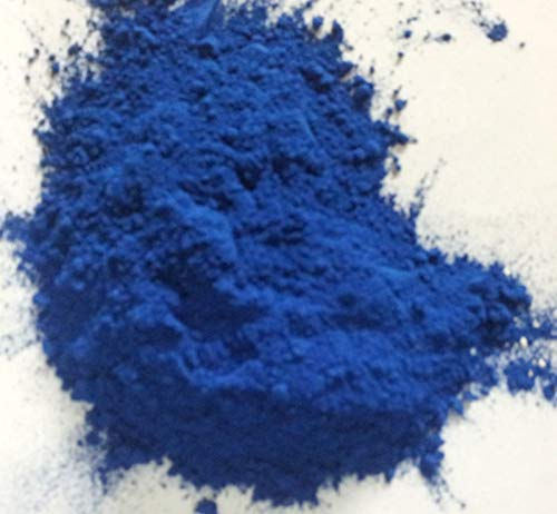 Royal Blue Concrete Color Pigment Dye for Cement Mortar Grout Pool Plaster 1lb
