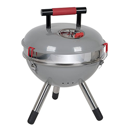 Bo-Camp Urban Outdoor Unisex Kensington Grill, Grau, One Size