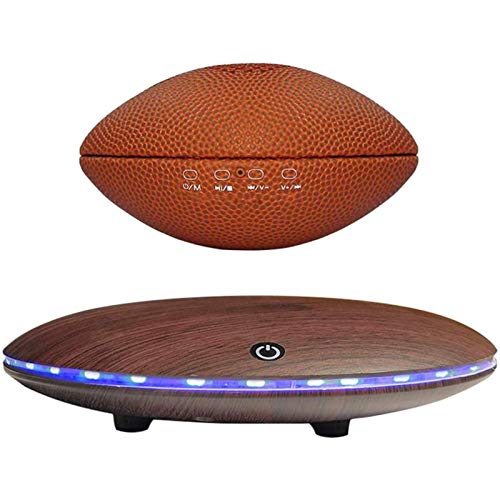 Suspended Floating Speaker/Magnetic Suspension Rugby/Suspended Und 360Rotating Magic/Bluetooth Speaker V4.2 / Einzigartiges Geschenk