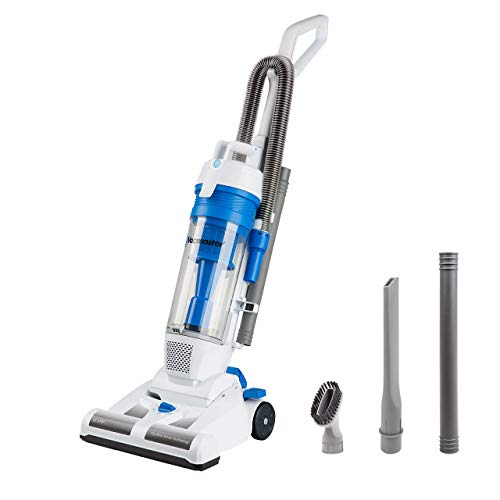 """Vacmaster Upright Vacuum Cleaner Power Suction Bagless Vacuum Cleaner Portable Floor Cleaner with 20ft Cord & 13"""" Cleaning Path for Carpet, Hard Floor and Pet Hair"""
