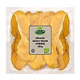 Hatton Hill Organic - Maniquelas de mango secas (500 g)