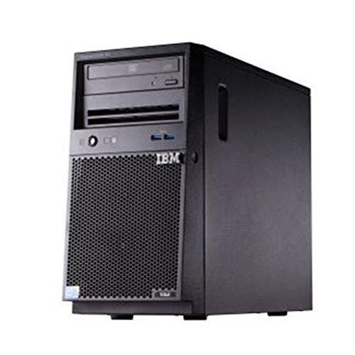 Lenovo DCG System x3100M5XEON 4C E3–1231V380W 3.4GHz/1600/8MB 1x 4GB o/Bay SS 3.5in Sata Sr C100DVD-ROM 300W P/S Tower
