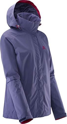 SALOMON Elemental Jacket – Daunenjacke Damen S grau