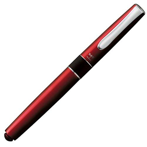 トンボ鉛筆 シャープペン ZOOM 505shA 0.5 レッド SH-2000CZA31
