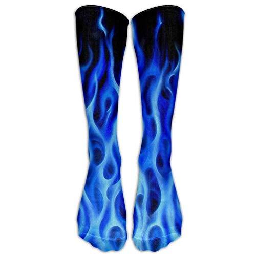 Prismático Dachshund triangular Casual Calcetines unisex Calcetines largos hasta la rodilla Calcetines deportivos deportivos Un tamaño