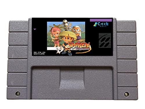 Lksya Shiren The Wanderer NTSC Version 46 Bit Pins Video Selling and selling Finally resale start 16 Game
