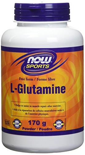NOW L-Glutamine Pure Powder, 170 g