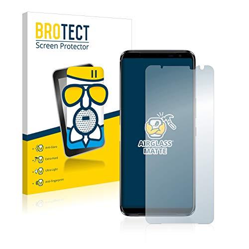 BROTECT Entspiegelungs-Panzerglasfolie kompatibel mit Asus ROG Phone 3 Strix - Anti-Reflex Panzerglas Schutz-Folie Matt